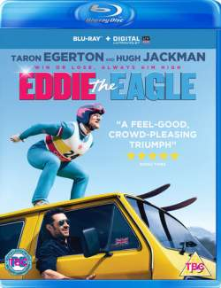 Эдди «Орел» / Eddie the Eagle (2016)  HD 720 (RU, ENG)