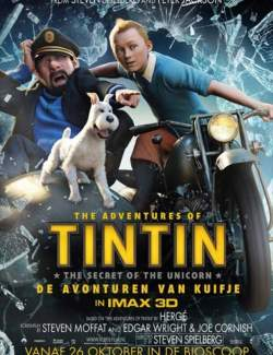 Приключения Тинтина: Тайна Единорога / The Adventures of Tintin (2011) HD 720 (RU, ENG)
