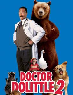 Доктор Дулиттл 2 / Dr. Dolittle 2 (2001) HD 720 (RU, ENG)