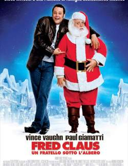 Фред Клаус, брат Санты / Fred Claus (2007) HD 720 (RU, ENG)