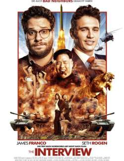 Интервью / The Interview (2014) HD 720 (RU, ENG)