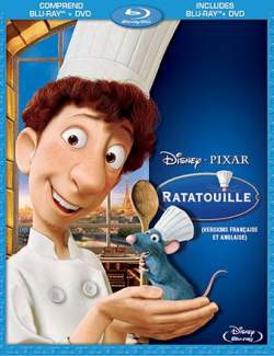 Рататуй / Ratatouille (2007) HD 720 (RU, ENG)
