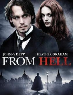 Из ада / From Hell (2001) HD 720 (RU, ENG)