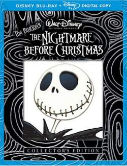 Кошмар перед Рождеством / The Nightmare Before Christmas (1993) (RU, ENG)
