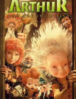 Артур и минипуты / Arthur and the Invisibles (2006) HD 720 (RU, ENG)