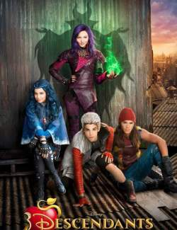 Наследники / Descendants (2015) HD 720 (RU, ENG)