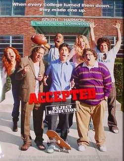 Нас приняли! / Accepted (2006) HD 720 (RU, ENG)