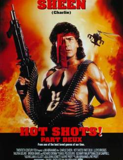 Горячие головы 2 / Hot Shots! Part Deux (1993) HD 720 (RU, ENG)