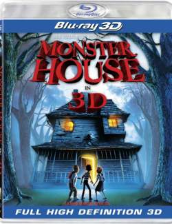 Дом-монстр / Monster House (2006) HD 720 (RU, ENG)
