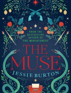 Муза / The Muse (Burton, 2016) – книга на английском
