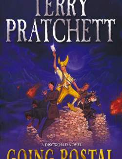 Держи марку! / Going Postal (Pratchett, 2004) – книга на английском