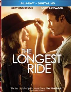 Дальняя дорога / The Longest Ride (2015) HD 720 (RU, ENG)