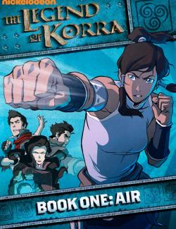 Легенда о Корре (сезон 1) / The Legend of Korra (season 1) (2012) HD 720 (RU, ENG)