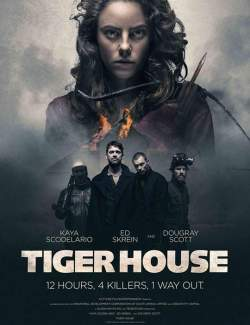 Дом тигра / Tiger House (2014) HD 720 (RU, ENG)