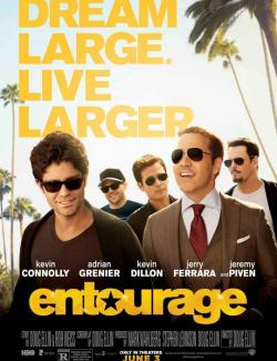 Антураж / Entourage (2015) HD 720 (RU, ENG)