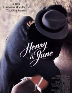 Генри и Джун / Henry & June (1990) HD 720 (RU, ENG)