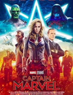Капитан Марвел / Captain Marvel (2019) HD 720 (RU, ENG)