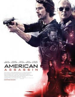 Наемник / American Assassin (2017) HD 720 (RU, ENG)