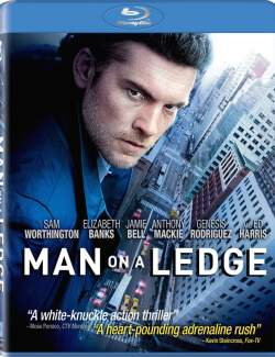 На грани / Man on a Ledge (2012) HD 720 (RU, ENG)