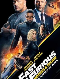 Форсаж: Хоббс и Шоу / Fast & Furious Presents: Hobbs & Shaw (2019) HD 720 (RU, ENG)