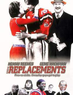 Дублеры / The Replacements (2000) HD 720 (RU, ENG)