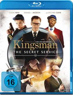 Kingsman: Секретная служба / Kingsman: The Secret Service (2015) HD 720 (RU, ENG)
