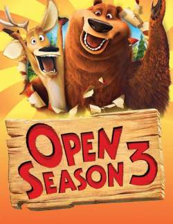 Сезон охоты 3 / Open Season 3 (2010) HD 720 (RU, ENG)