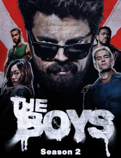 Пацаны (сезон 2) / The Boys (season 2) (2020) HD 720 (RU, ENG)