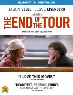 Конец тура / The End of the Tour (2015) HD 720 (RU, ENG)
