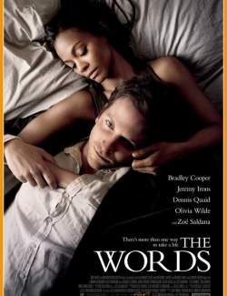 Слова / The Words (2012) HD 720 (RU, ENG)