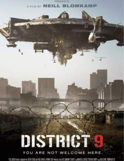 Район №9 / District 9 (2009) HD 720 (RU, ENG)