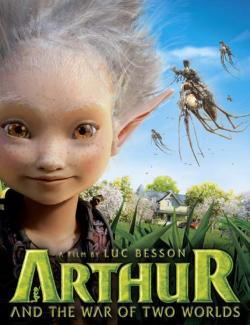 Артур и война двух миров / Arthur and the invisibles 3: Arthur and the war of two worlds (2010) HD 720 (RU, ENG)