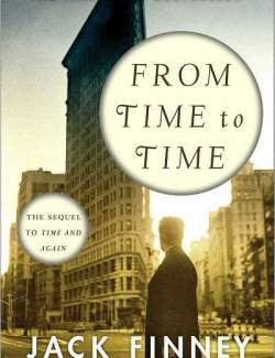 Меж трёх времён / From Time to Time (Finney, 1995) – книга на английском