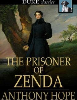 Узник Зенды / The Prisoner of Zenda (Hope, 1894) – книга на английском