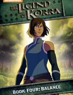 Легенда о Корре (сезон 4) / The Legend of Korra (season 4) (2014) HD 720 (RU, ENG)