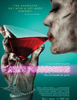 Одержимость Авы / Ava's Possessions (2015) HD 720 (RU, ENG)