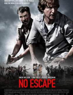 Выхода нет / No Escape (2015) HD 720 (RU, ENG)
