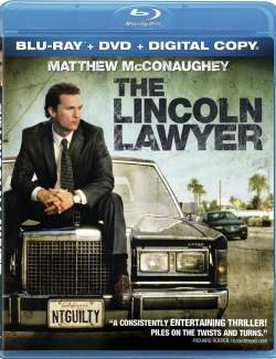 Линкольн для адвоката / The Lincoln Lawyer (2011) HD 720 (RU, ENG)