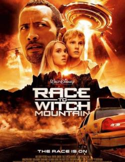 Ведьмина гора / Race to Witch Mountain (2009) HD 720 (RU, ENG)