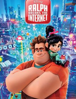 Ральф против интернета / Ralph Breaks the Internet (2018) HD 720 (RU, ENG)