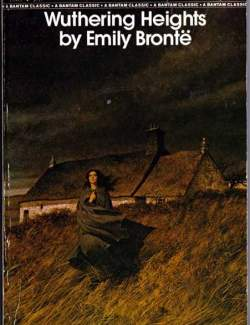 diseased body in wuthering heights