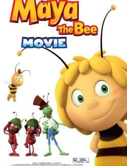 Пчёлка Майя / Maya The Bee – Movie (2014) HD 720 (RU, ENG)