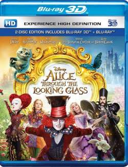 Алиса в Зазеркалье / Alice Through the Looking Glass (2016) HD 720 (RU, ENG)