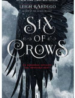 Шестёрка воронов / Six of Crows (Bardugo, 2015) – книга на английском