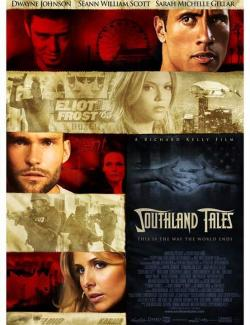 Сказки юга / Southland Tales (2006) HD 720 (RU, ENG)