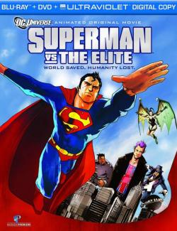 Супермен против Элиты / Superman vs. The Elite (2012) HD 720 (RU, ENG)