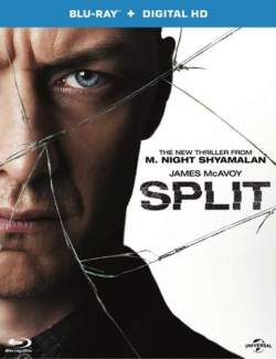Сплит / Split (2016) HD 720 (RU, ENG)