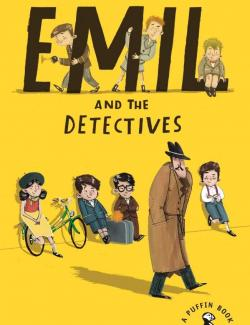 Эмиль и сыщики / Emil and the Detectives (Kastner, 1929) – книга на английском