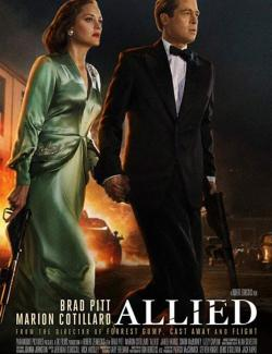 Союзники / Allied (2016) HD 720 (RU, ENG)