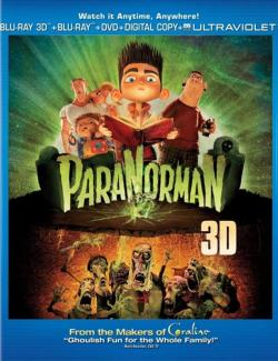 Паранорман, или Как приручить зомби / ParaNorman (2012) HD 720 (RU, ENG)